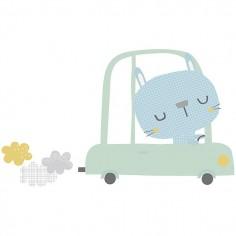 Sticker enfant XL En voiture - Lilipinso