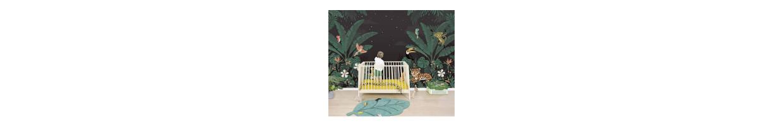 chambre jungle les animaux de la savane dans la chambre de votre enfant. Black Bedroom Furniture Sets. Home Design Ideas