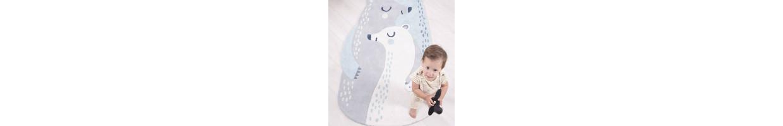 Chambre enfant ours d coration ours et banquise pour for Theme chambre bebe garcon