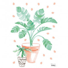 Sticker enfant Plantes Lilipinso