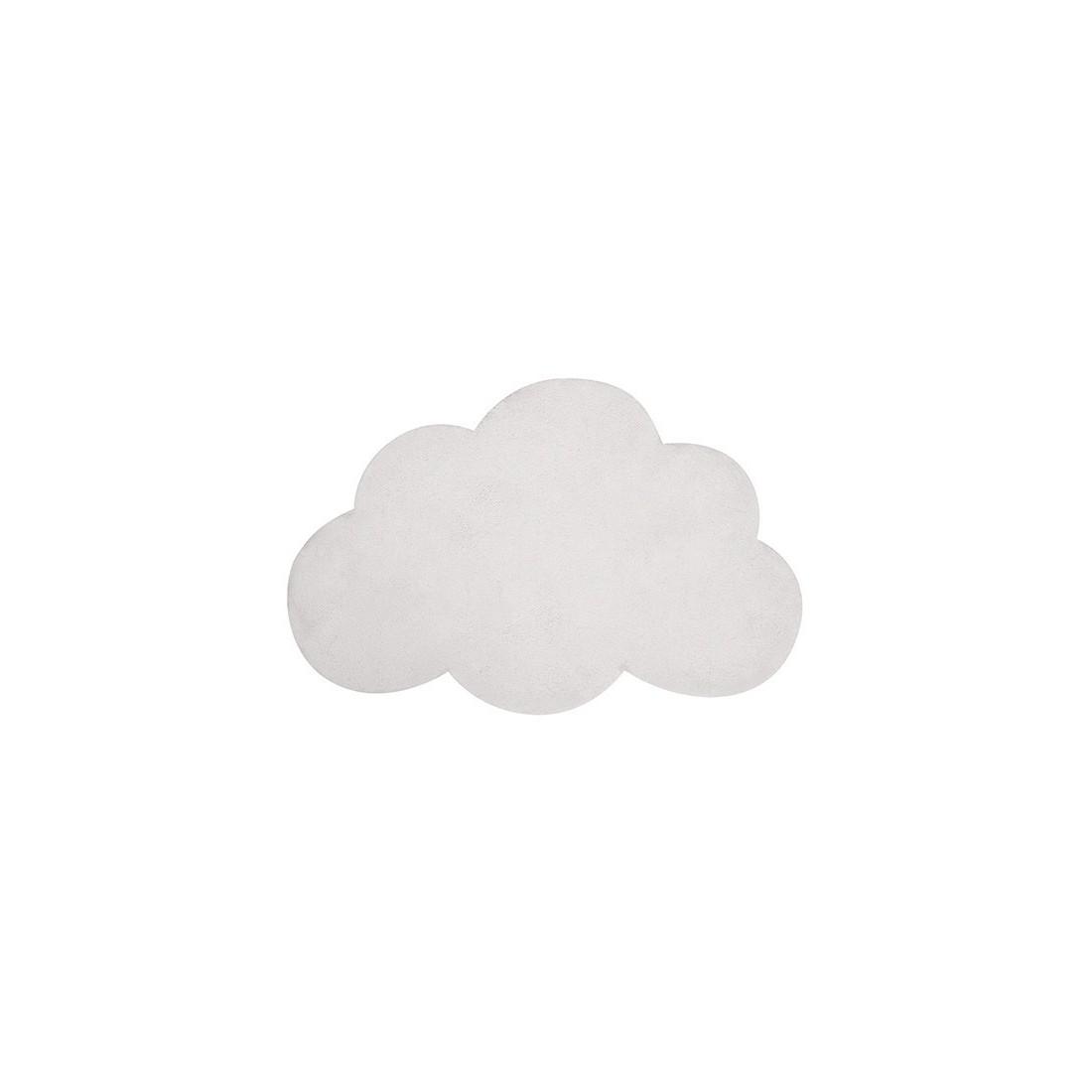 Tapis Chambre Bebe Nuage : Tapis enfant nuage blanc lilipinso ma chambramoi
