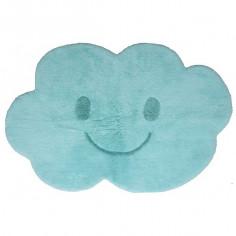 Tapis enfant lavable Nuage bleu Nimbus Nattiot