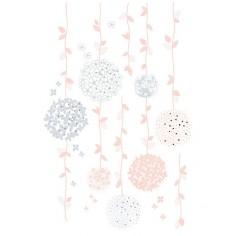 Sticker enfant XL Liane de Fleurs - Lilipinso