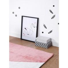 Tableau enfant Affiche encadrée Renard Origami - Lilipinso