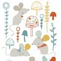 Sticker enfant Les souris - Lilipinso