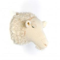 Déco murale enfant Peluche Mouton Harry Bibib
