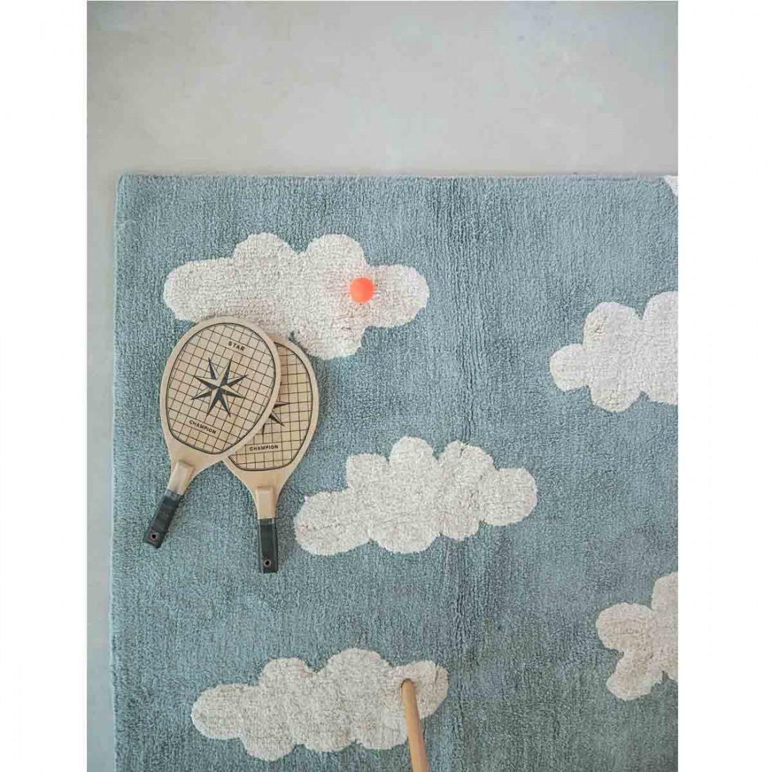 tapis nuage blanc elegant tapis nuage blanc with tapis. Black Bedroom Furniture Sets. Home Design Ideas
