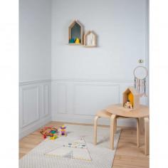 Tapis enfant acrylique 100x150 cm Tipi Art For Kids