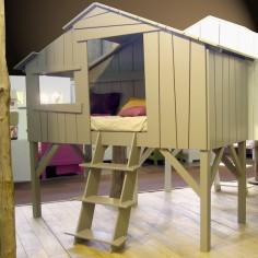 Lit cabane enfant 9