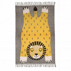 Tapis enfant coton Tigre Baba - Nattiot