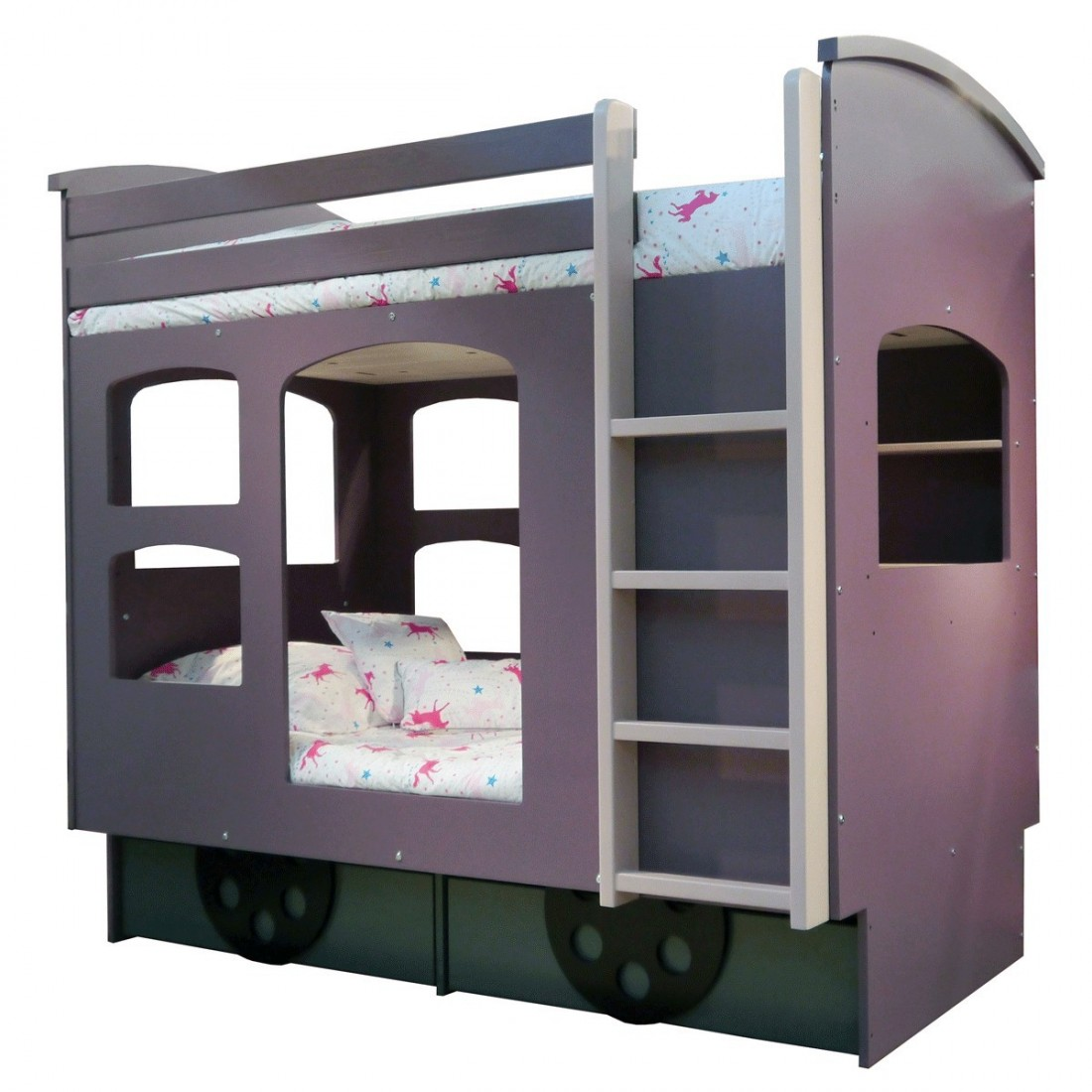 lit superpos cabane train wagon couleurs au choix ma chambramoi. Black Bedroom Furniture Sets. Home Design Ideas