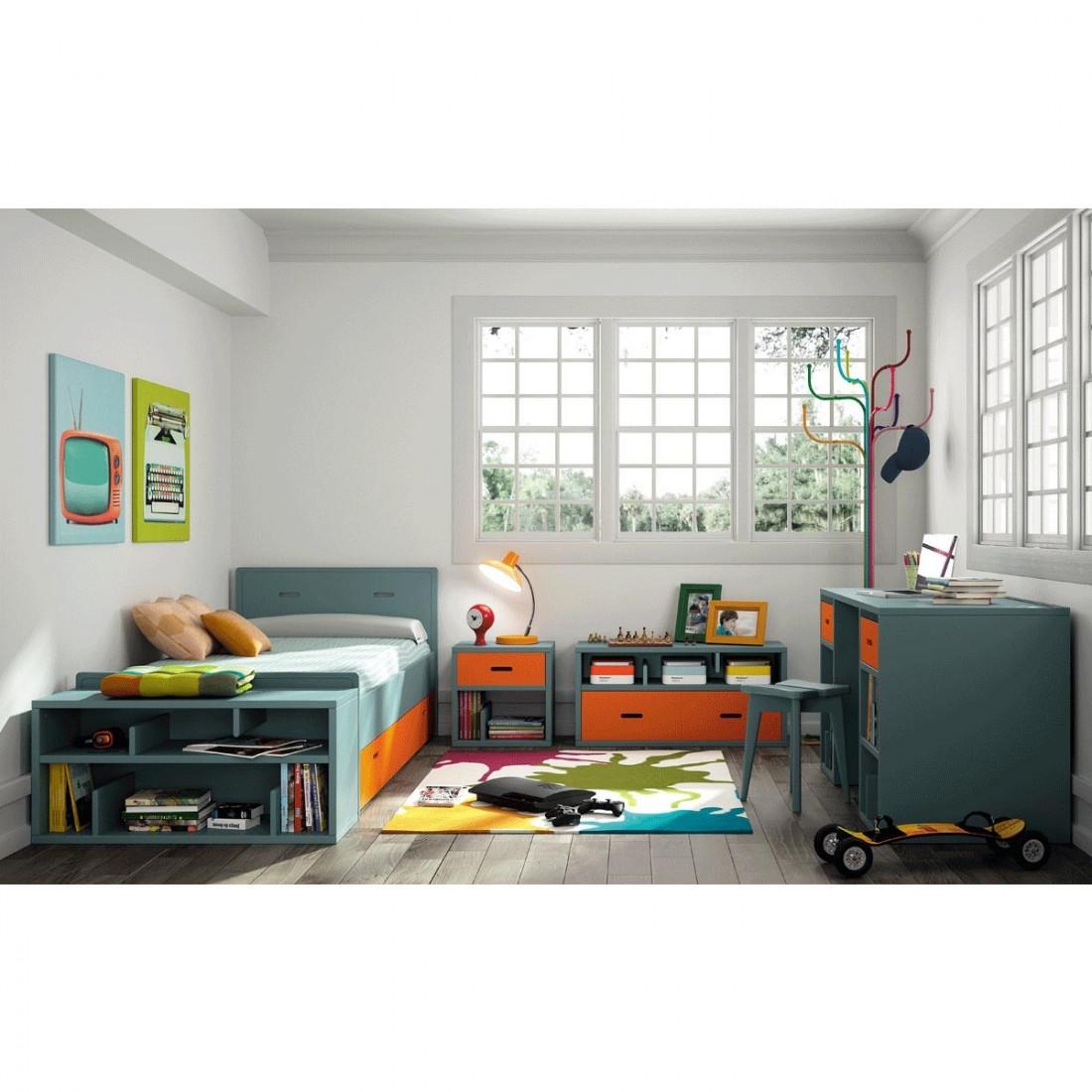 coffre de rangement enfant madaket mathy by bols ma chambramoi. Black Bedroom Furniture Sets. Home Design Ideas