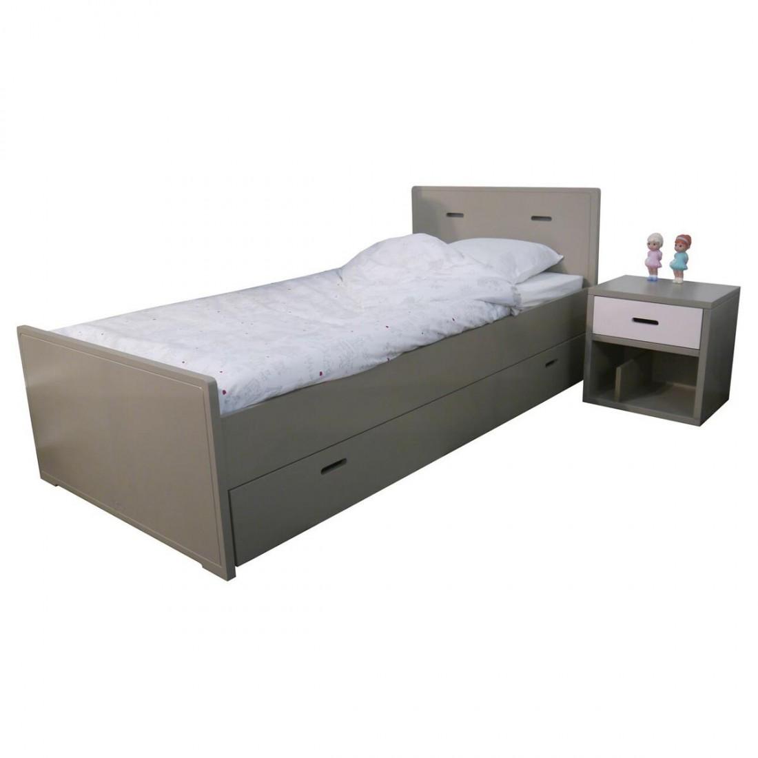lit enfant junior madaket mathy by bols ma chambramoi. Black Bedroom Furniture Sets. Home Design Ideas