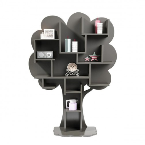 biblioth que enfant arbre ma chambramoi. Black Bedroom Furniture Sets. Home Design Ideas