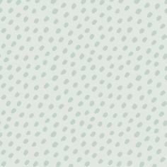 Papier peint enfant Pois bleu et gris bleu Lilipinso