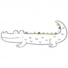 Sticker enfant XL Crocodile Lilipinso