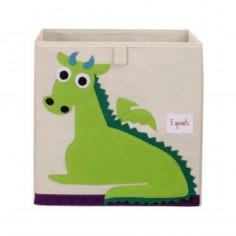 Boîte de rangement jouets 3 Sprouts Dragon