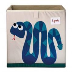 Boîte de rangement jouets 3 Sprouts Serpent