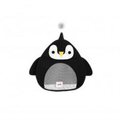 Filet pour jouets de bain 3 Sprouts Pingouin