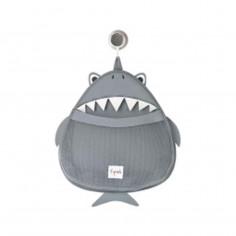 Filet pour jouets de bain 3 Sprouts Requin