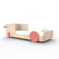 Lit Montessori Corail Lit simple
