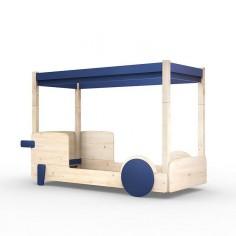 Lit-Montessori-Lit-cabane-bleu-atlantique-incline