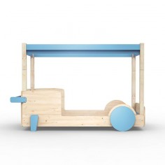 Lit-Montessori-Lit-cabane-bleu-azur