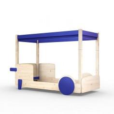 Lit-Montessori-Lit-cabane-bleu-marseille-incline