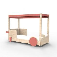 Lit-Montessori-Lit-voiture-corail