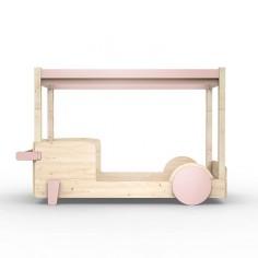 Lit-Montessori-Lit-cabane-rose-hiver