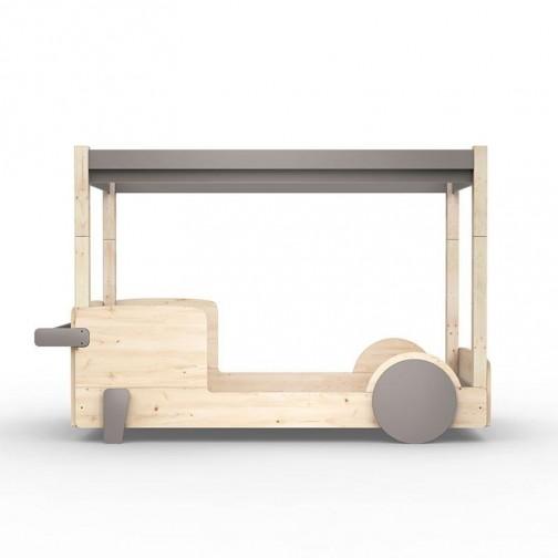 Lit-Montessori-Lit-voiture-taupe