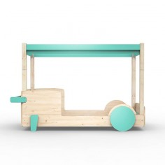 Lit-Montessori-Lit-cabane-vert-leger