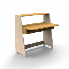 Bureau-Montessori-ocre
