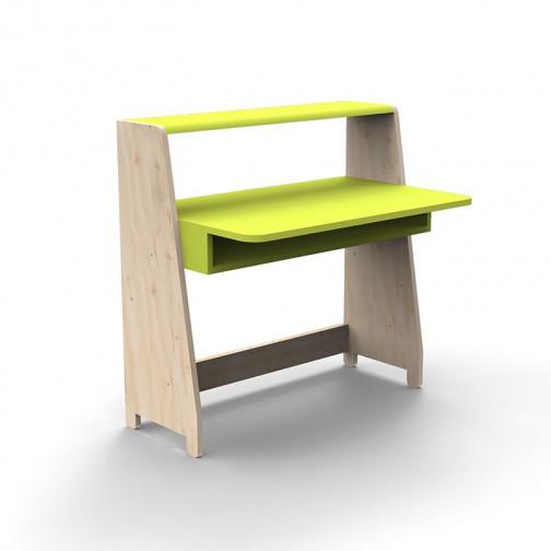 Bureau-Montessori-vert-pomme
