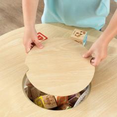 table-bois-rangement