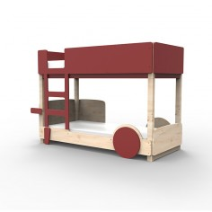 Lit Superposé Montessori Marsale