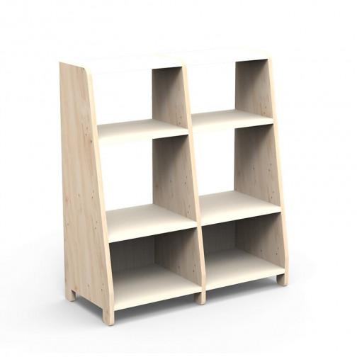 double-etagere-montessori-beige-ivoir