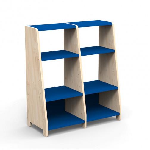 double-etagere-montessori-bleu-marseille