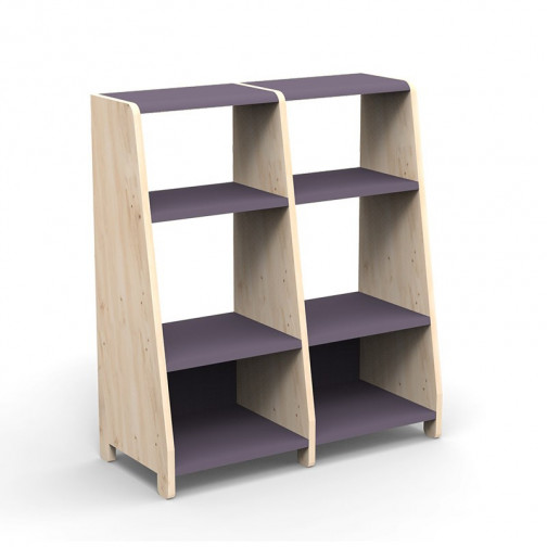 double-etagere-montessori-violet-cuberon