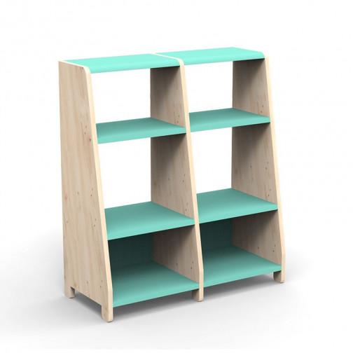 double-etagere-montessori-vert-leger