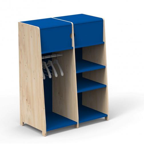 Penderie-double-montessori-bleu-marseille