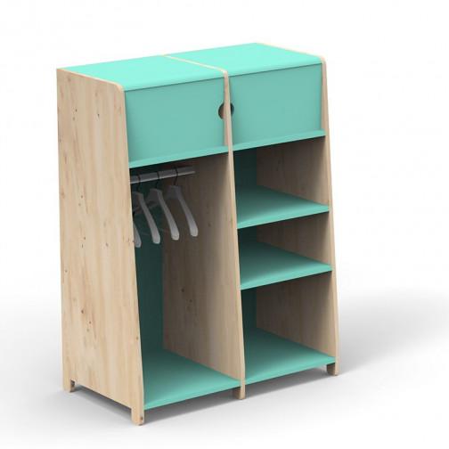 Penderie-double-montessori-vert-leger