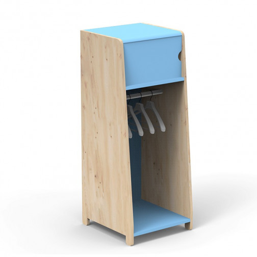 penderie-montessori-bleu-azur