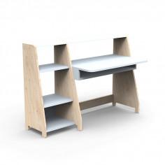 Bureau-Montessori-avec-etagere-bleu-poudre