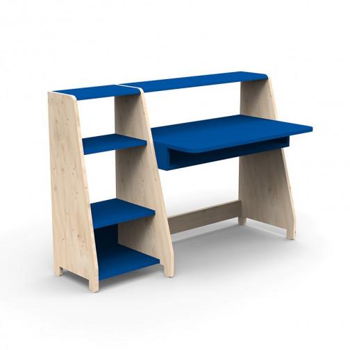 Bureau-Montessori-avec-etagere-bleu-marseille