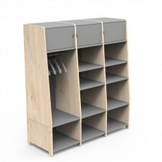 Dressing-Montessori-gris-ciment