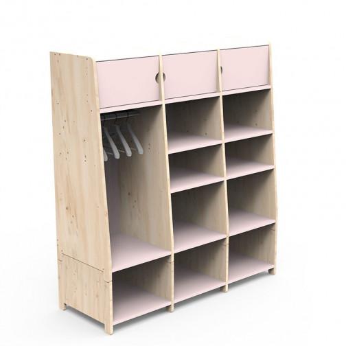 Dressing-Montessori-rose-poudre