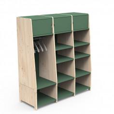 Dressing-Montessori-vert-jungle