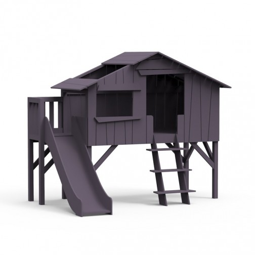 Lit-cabane-toboggan-plateforme-violet-cuberon