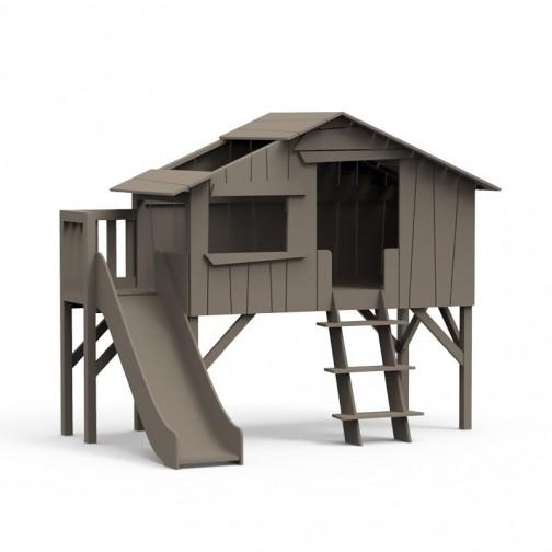 Lit-cabane-toboggan-plateforme-lin